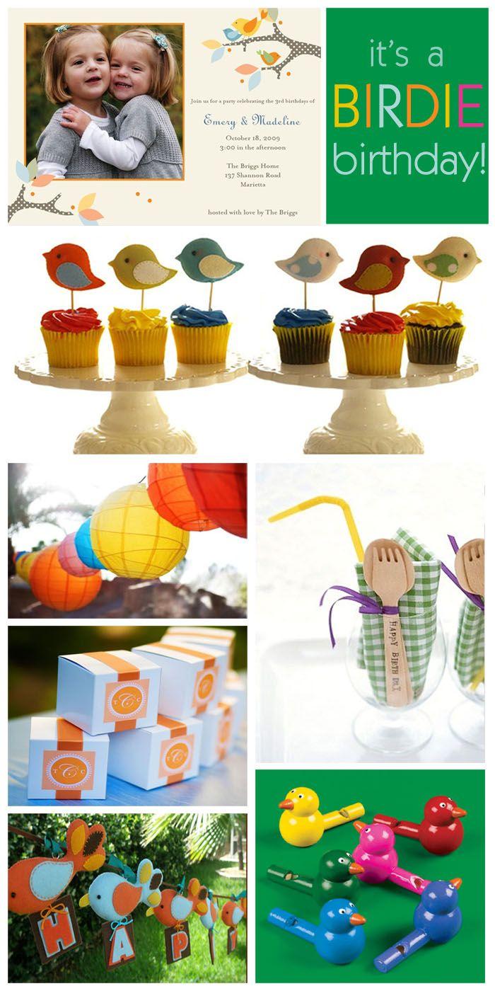 bird birthday | CELEBRATE | Pinterest | Bird theme, Birthdays and Bird
