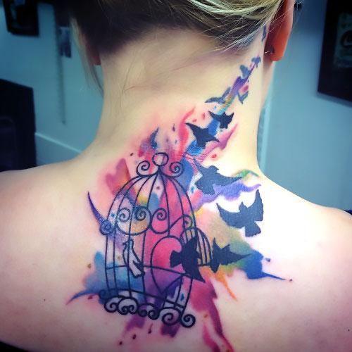 Amazing 30 Freedom Symbol Tattoo Ideas You Need On Your Body