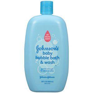 Johnson's Bubble Bath and Wash, 28 Ounce (Pack of 2) - http://womensfragrancesperfumes.com/beauty/johnson39s-bubble-bath-and-wash-28-ounce-pack-of-2-com/