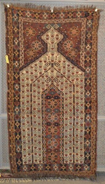 Grogan Auction Including Carpets Jozan Rugs Prayer Rug Antique Carpets
