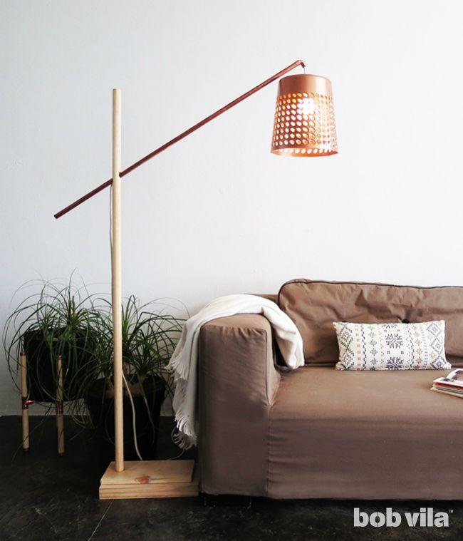 Diy Lite A Modern Floor Lamp With