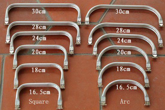 Tubular Internal Carpet Bag Frame Large Purse Frame Carpet Bag Purses Large Purses