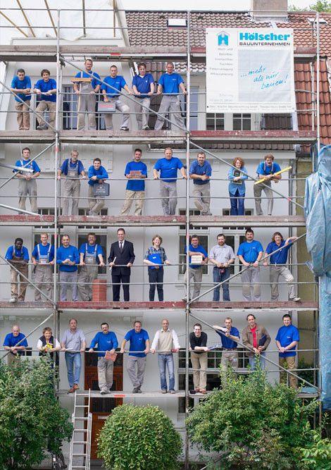 Hölscher Bauunternehmen aus Duisburg