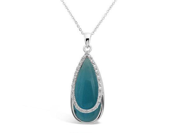 Aquamarine pendant necklace large aquamarine necklace necklaces aquamarine pendant necklace large aquamarine necklace aloadofball Gallery