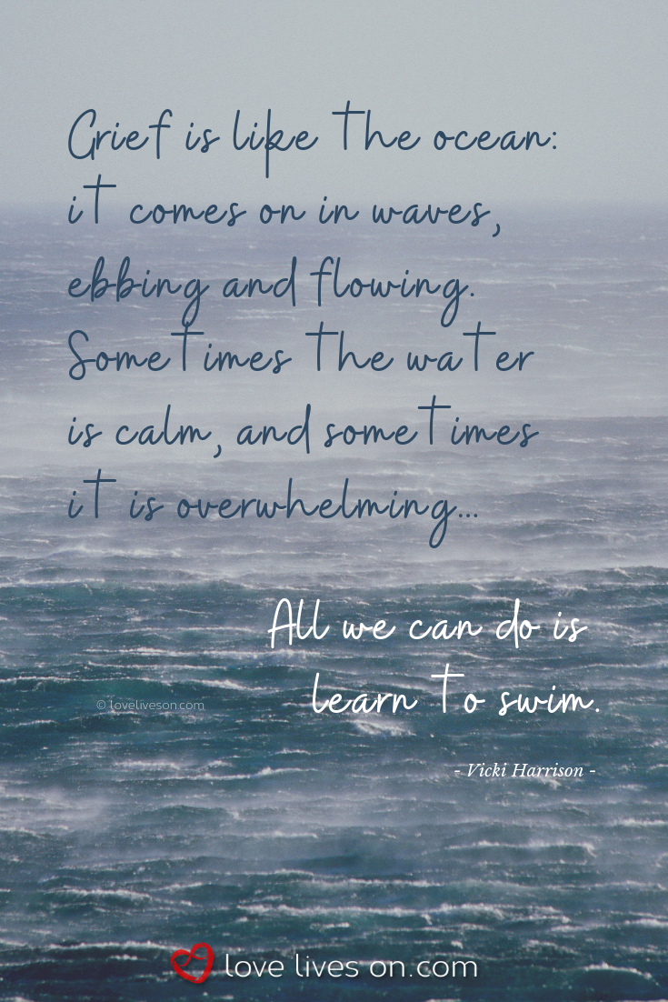 Quote About Healing And Loss