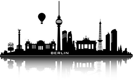 Planning A Trip To Berlin Visit Us Berlin Skyline Fotoalbum Gestalten Ideen Skyline
