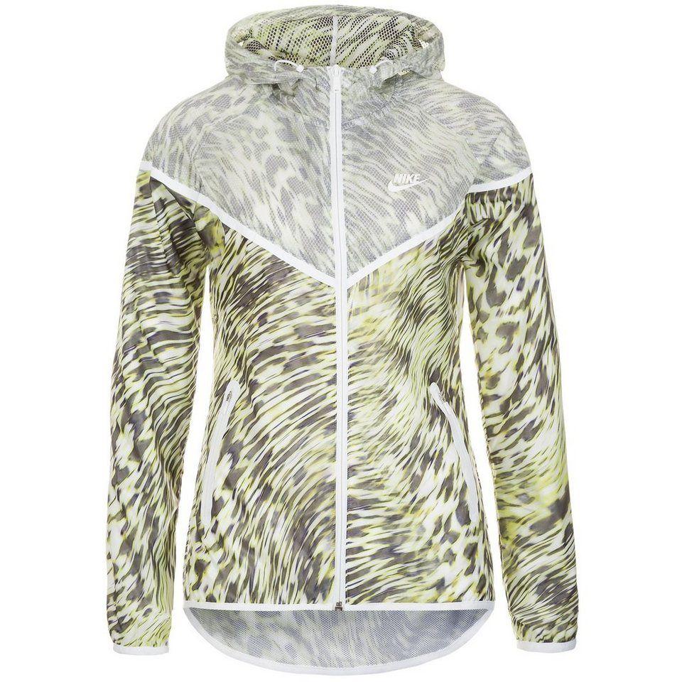 Nike Sportswear Tech Hyperfuse Windrunner Kapuzenjacke Damen