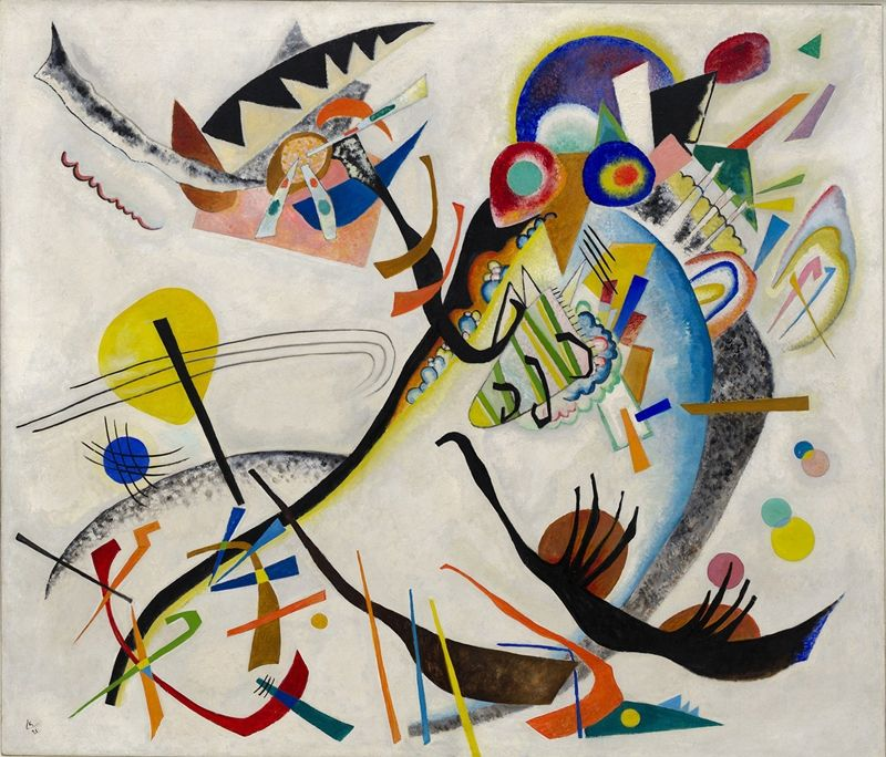 Wassily Kandinsky | Wassily kandinsky, Astratto e ...