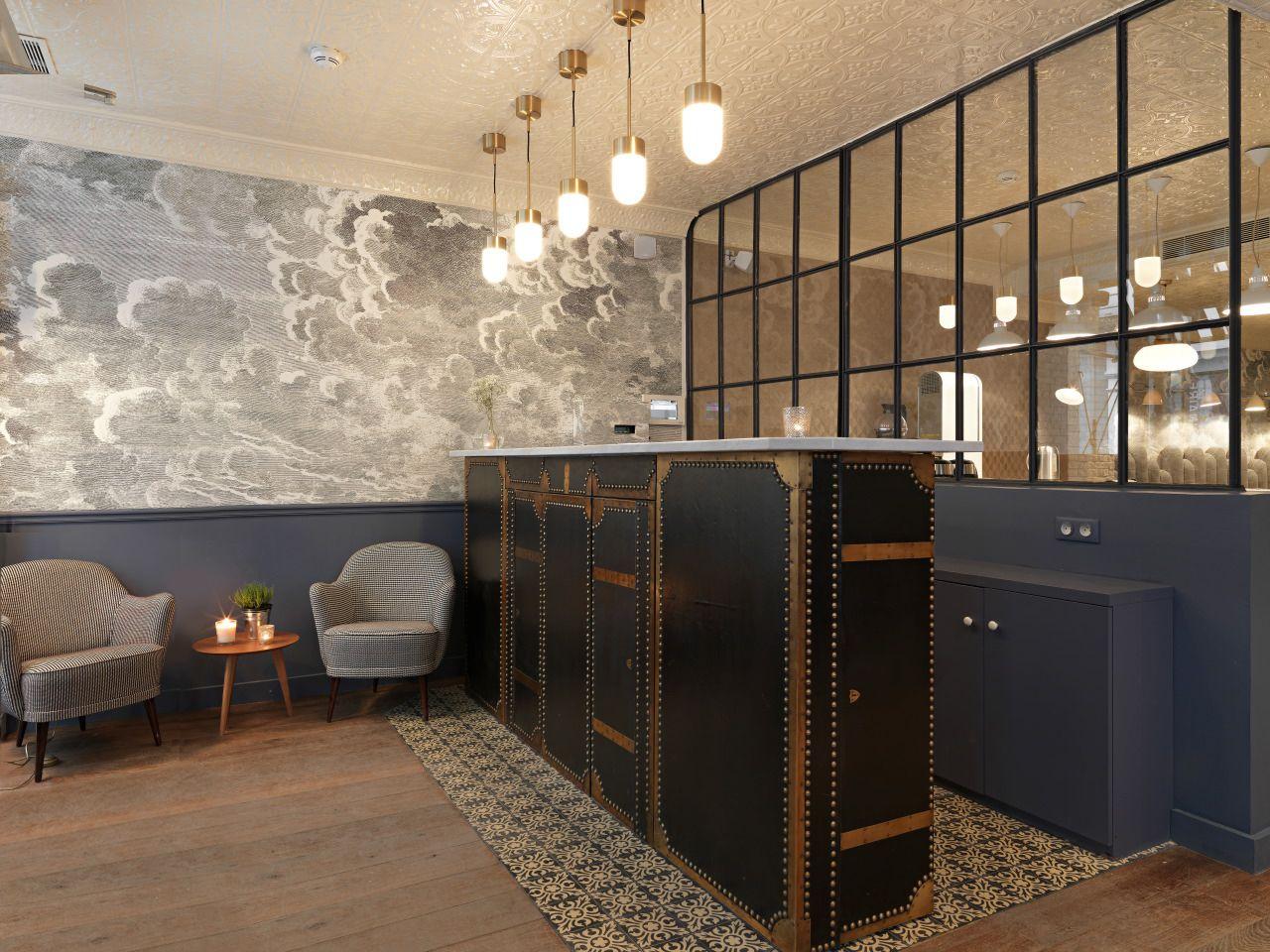 Hotel Paradis Paris - Design: Dorothee Meilichzon | Paris ...