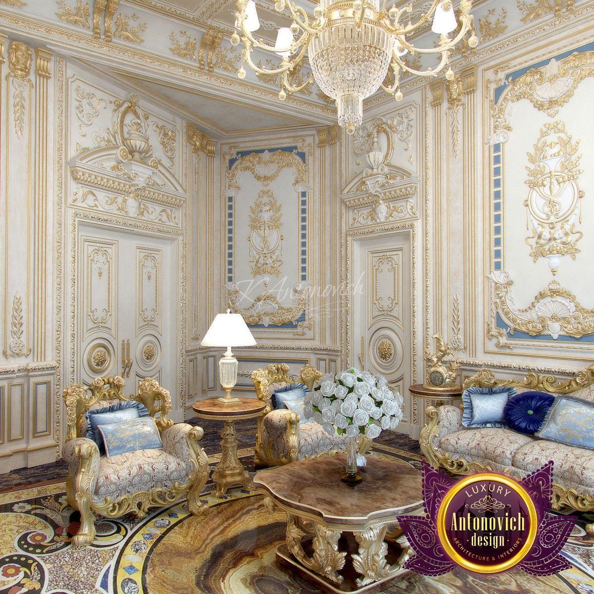 Imperial 3 Stili Dlya Gostinyh Komnat Roskoshnye Gostinye Komnata Dizajna