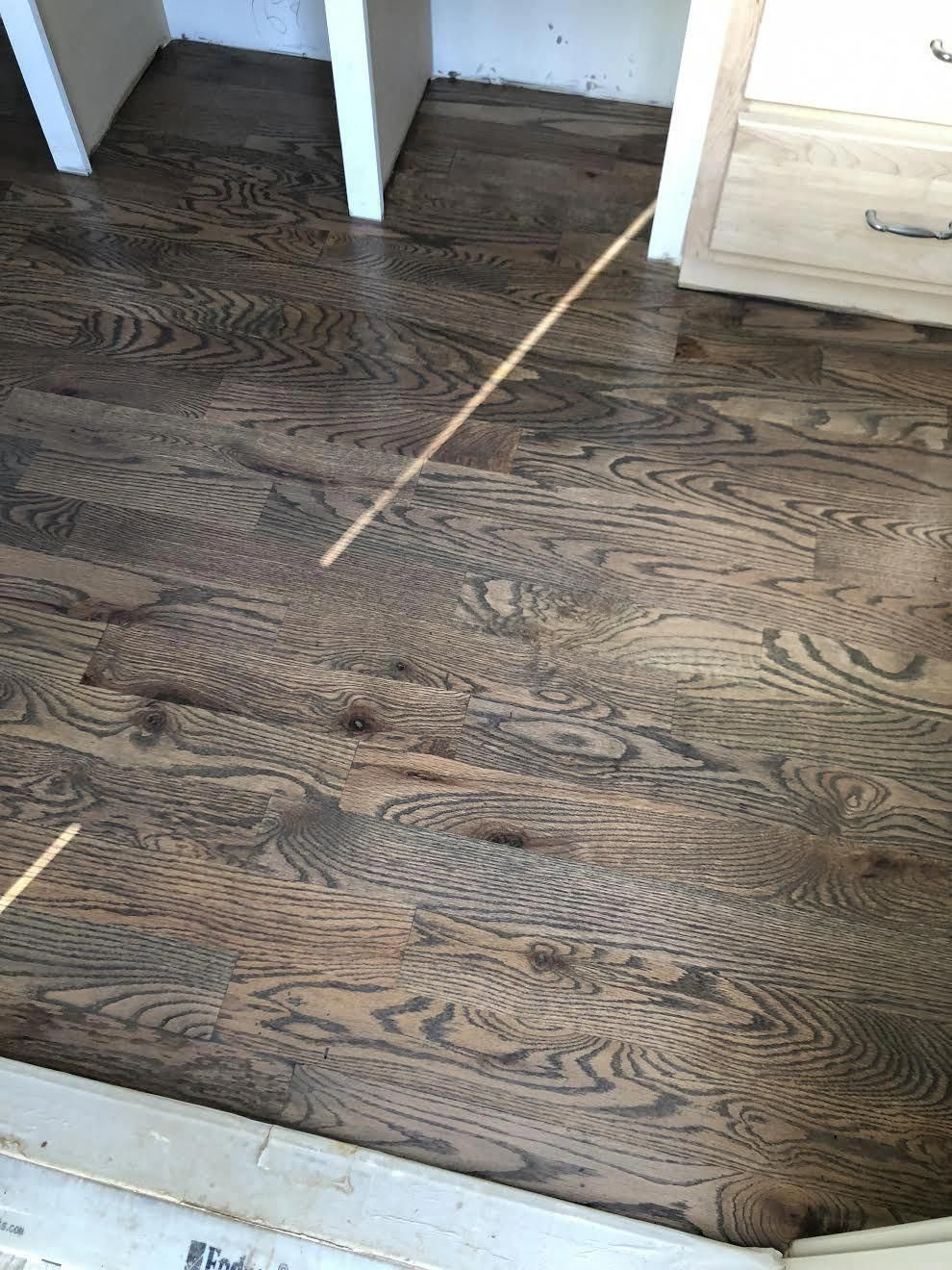Hardwood floor stain woodflooringtypesof home flooring in