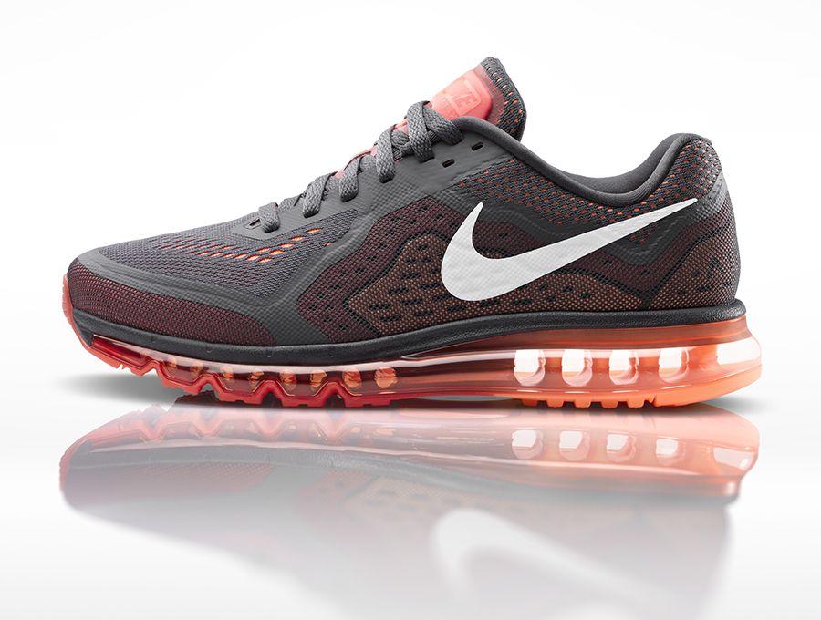 Nike Air max Sports Shoes: Nike Air Max 2014 Cool Running Shoes