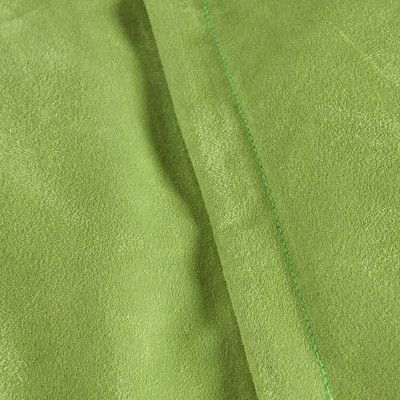 """4"""" Barry Traditional Suede Bean Bag Cover Only Kiwi - Christopher Knight Home, Green"""