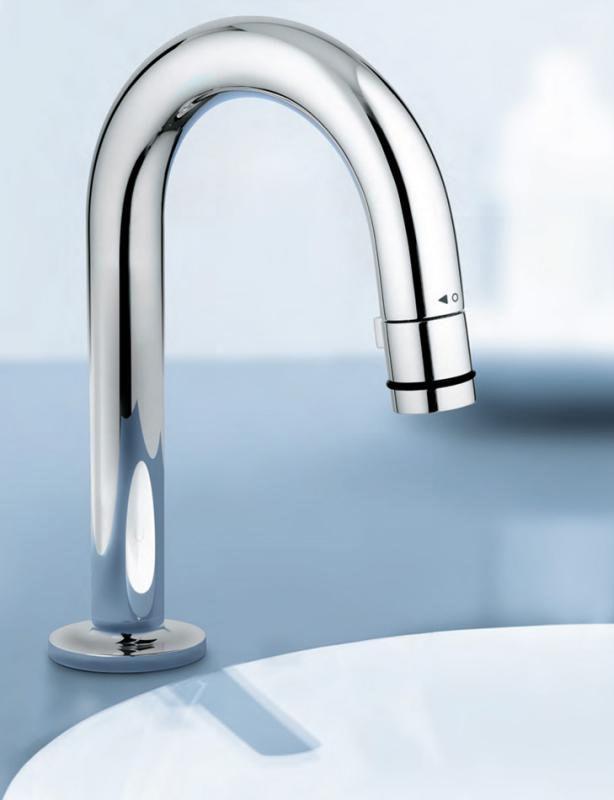 Grohe Universal Waschtisch Standventil Ohne Ablaufgarnitur 20201000 Waschtisch Waschtischarmatur Wasserhahn Bad