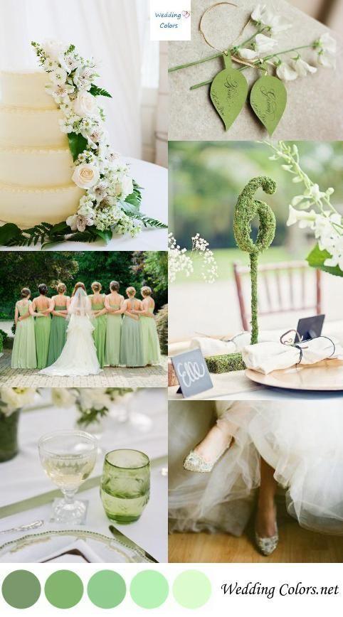 3 green wedding color combos for spring spring wedding colors spring wedding colors photo credits wedding cake via grey likes weddings photography levi junglespirit Choice Image
