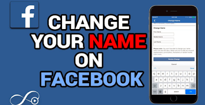 Change Name On Facebook App Changing Your Name How To Change