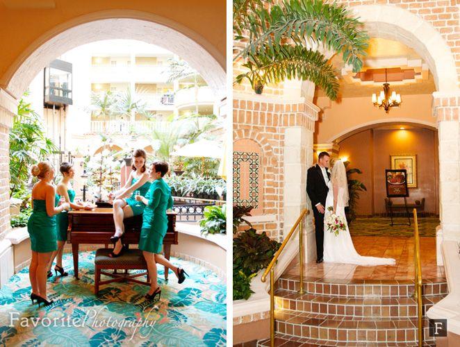 Favorite Photography | Embassy Suites Wedding / Jacksonville ...
