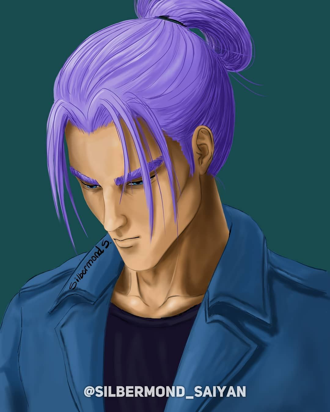 Photo of Trunks with bun