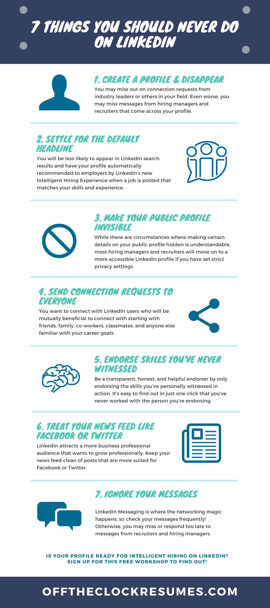 [FREE 3 Steps To A Jobwinning LinkedIn Profile