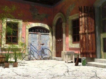 Lamartine  La fenêtre de la maison paternelle Maisons du0027artistes