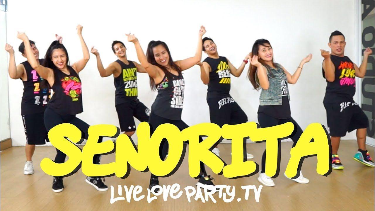 Senorita By Shawn Mendes X Camila Cabello Live Love Party