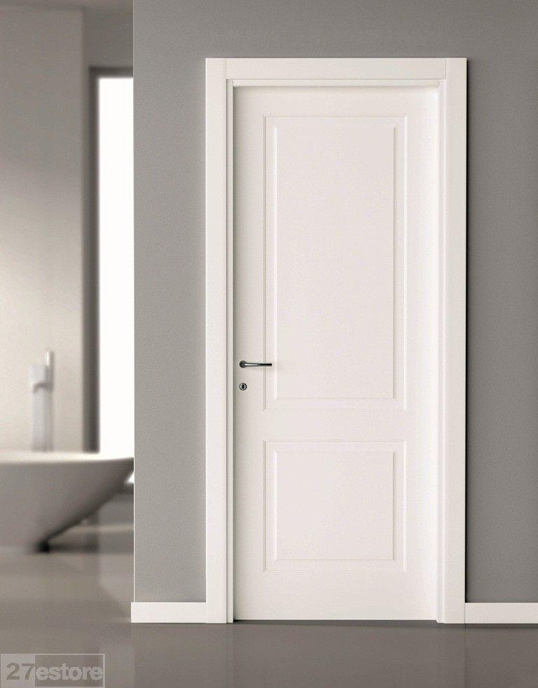 2 Panel Interior Door White Interior Doors Doors Interior