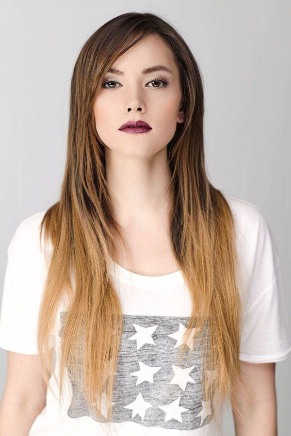 trendfrisur für dünne haare - bilder   frisuren lange