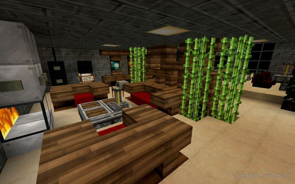 Stilvolle Minecraft Wohnzimmer Ideen Wohnzimmer Design ...