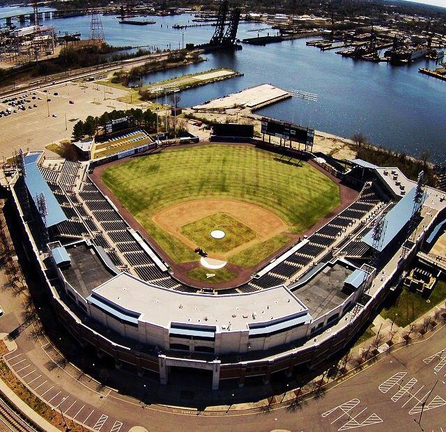 Harbor Park Harbor Park Norfolk Tides Minor League Baseball