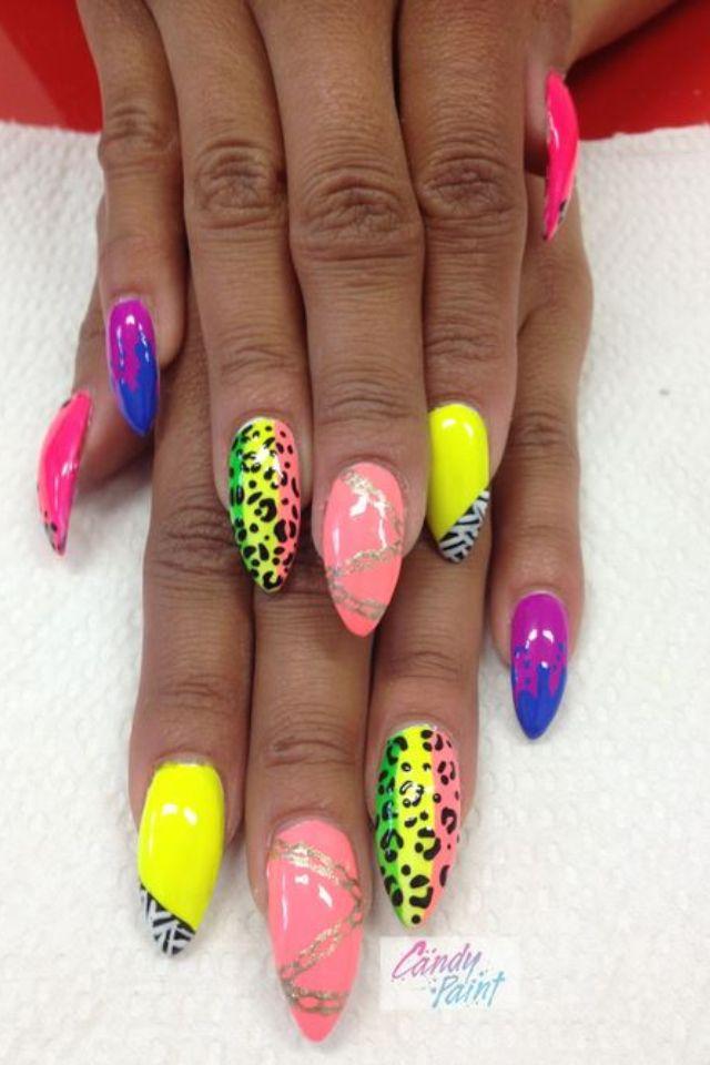 Nails, Diva nails, Pretty nails
