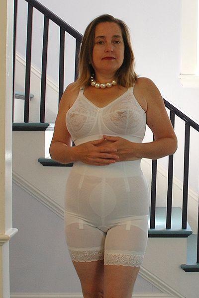 4b08f5d3c686 Panty Girdle & matching Bra   Lingerie   Fajas, Cintas