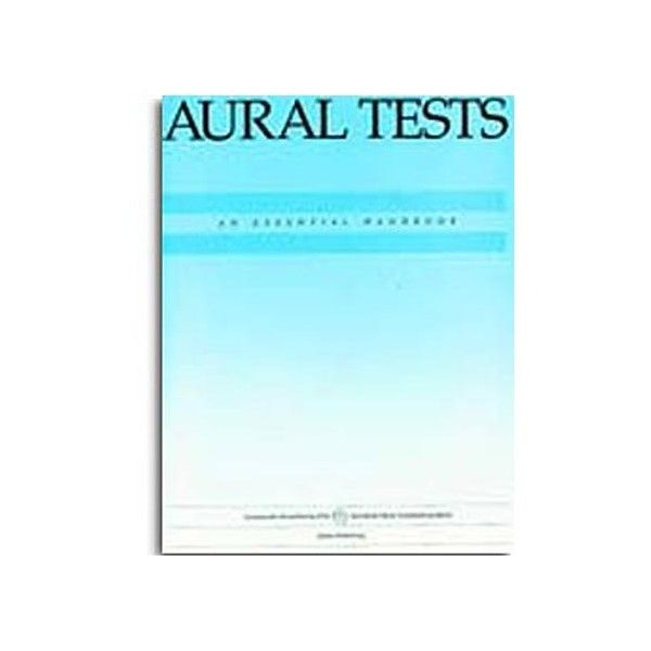 Ameb Aural Tests 1992 Crescendo Music