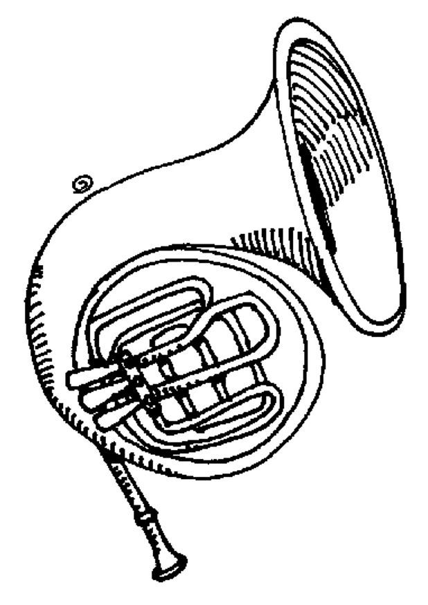 Imagens de instrumentos musicais para imprimir e colorir - Educação ...