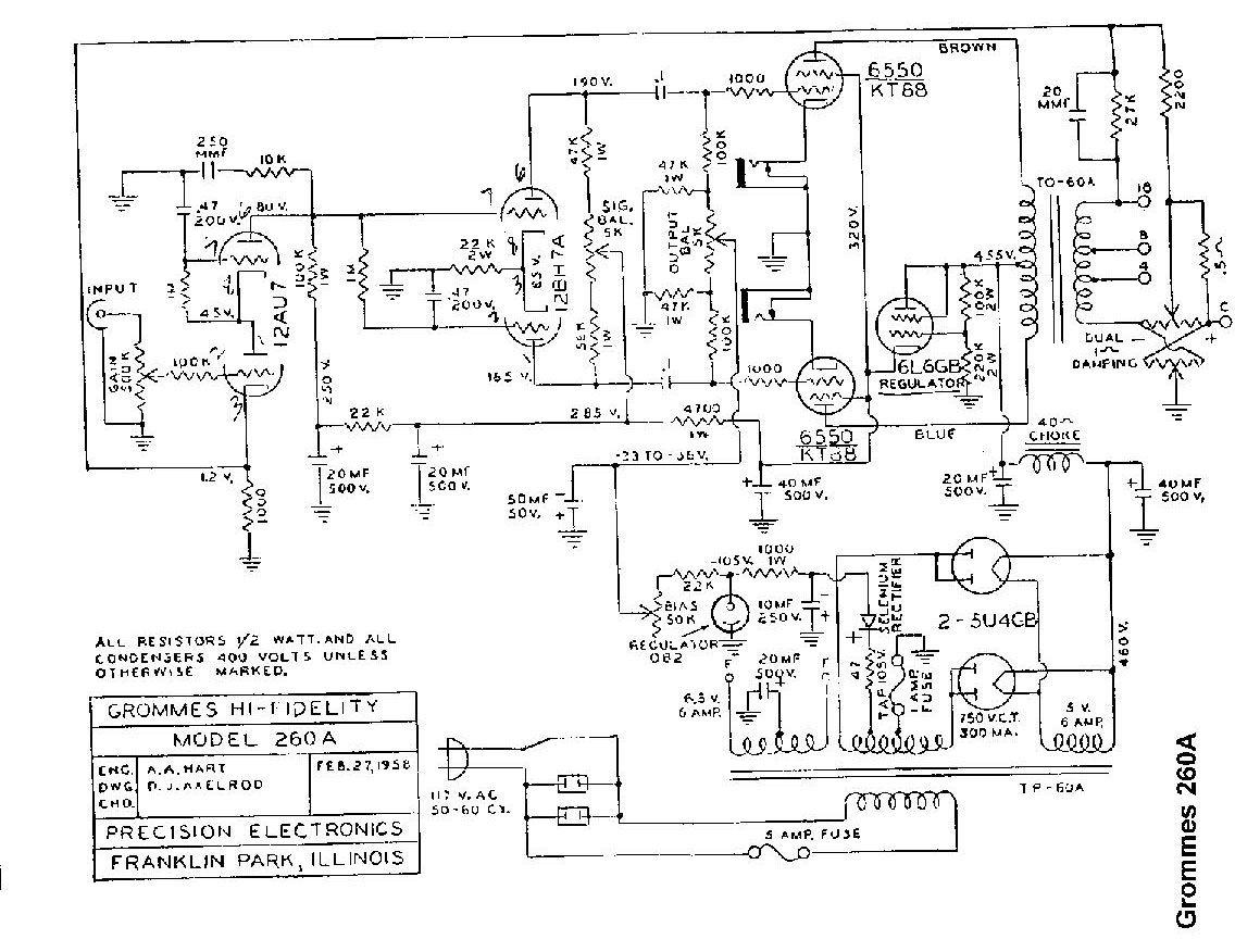 Tube Power Amp Circuit Diagram Trusted Wiring Integrated Amplifiercircuitsaudio Amplifiercircuit Diagrams High Amplifier Audio Vacuum Parallel