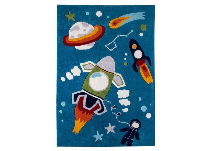 Spectacular Teppich Weltraum F r Kinder und werdende Astronauten http