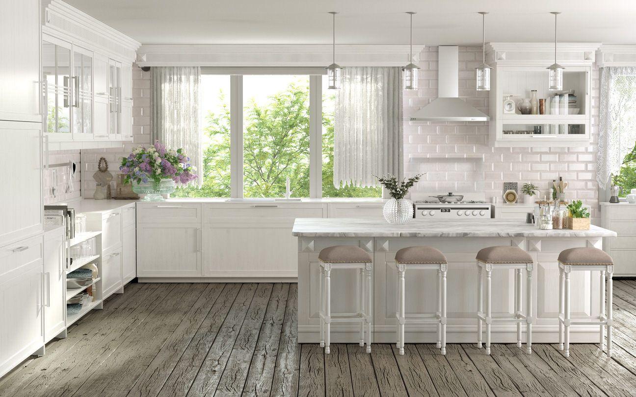 44 L-Shape Kitchen Layout Ideas (Photos) | Modern kitchen design ...