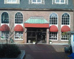 Awnings Commercial Business Retractable Motorized In South New