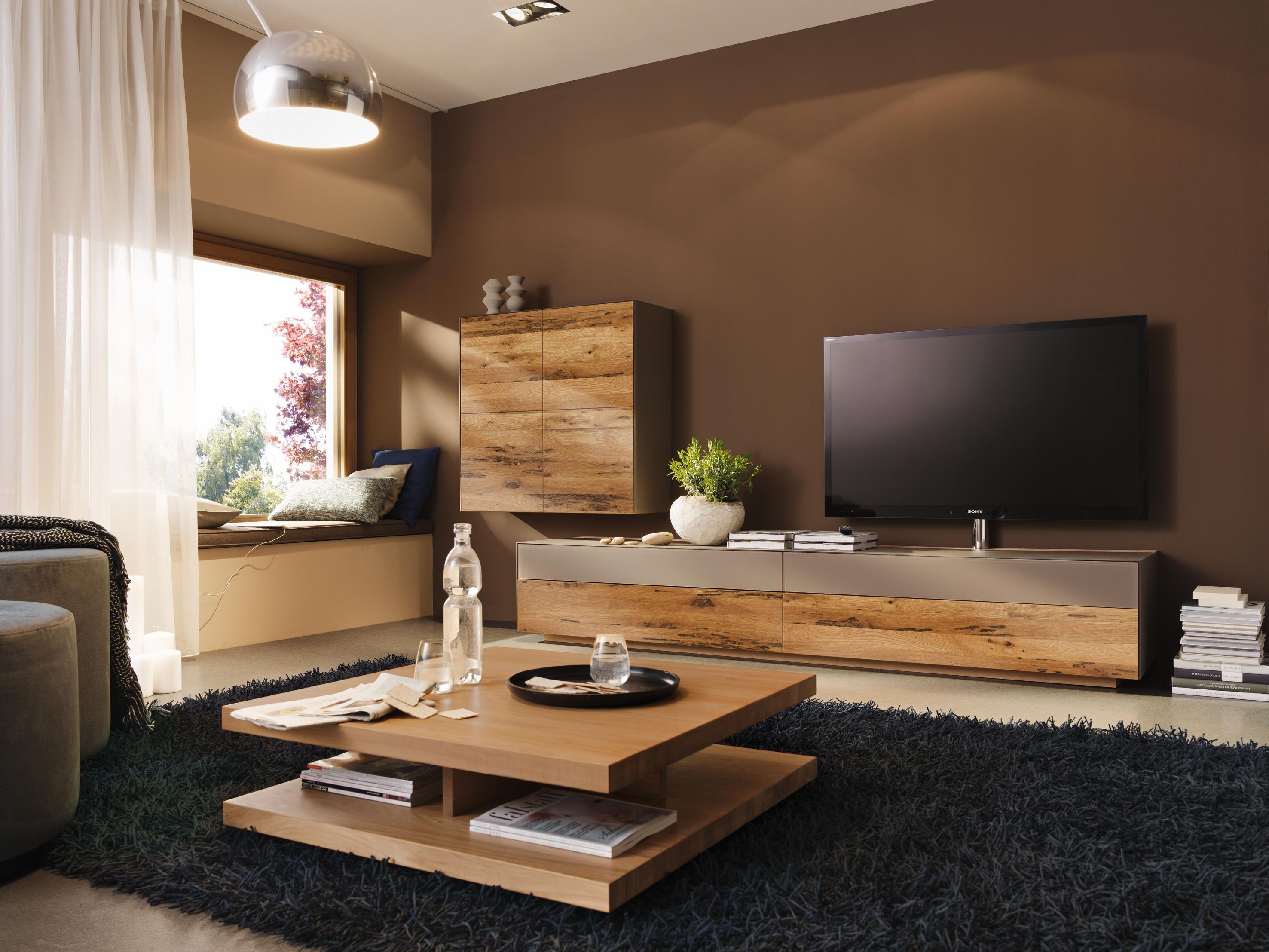 cubus pure Wohnwand von TEAM 7  Wohnen, Wohn design, Haus