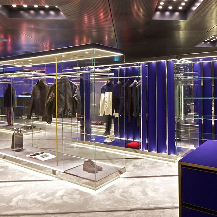 Excelsior milano concept store by jean nouvel milan for Milano design shop