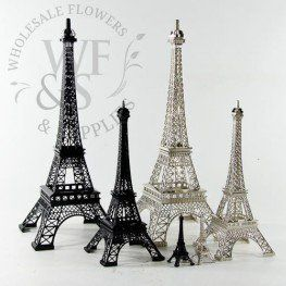 Quality Miniature Eiffel Towers on Discount at Wholesale Flowers - San Diego, CA - Wholesale Flowers and Supplies