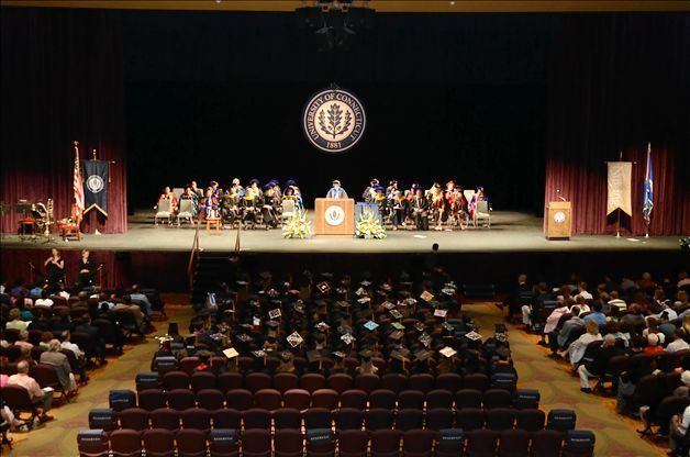 University of Connecticut Nursing Spring 2014 Commencement