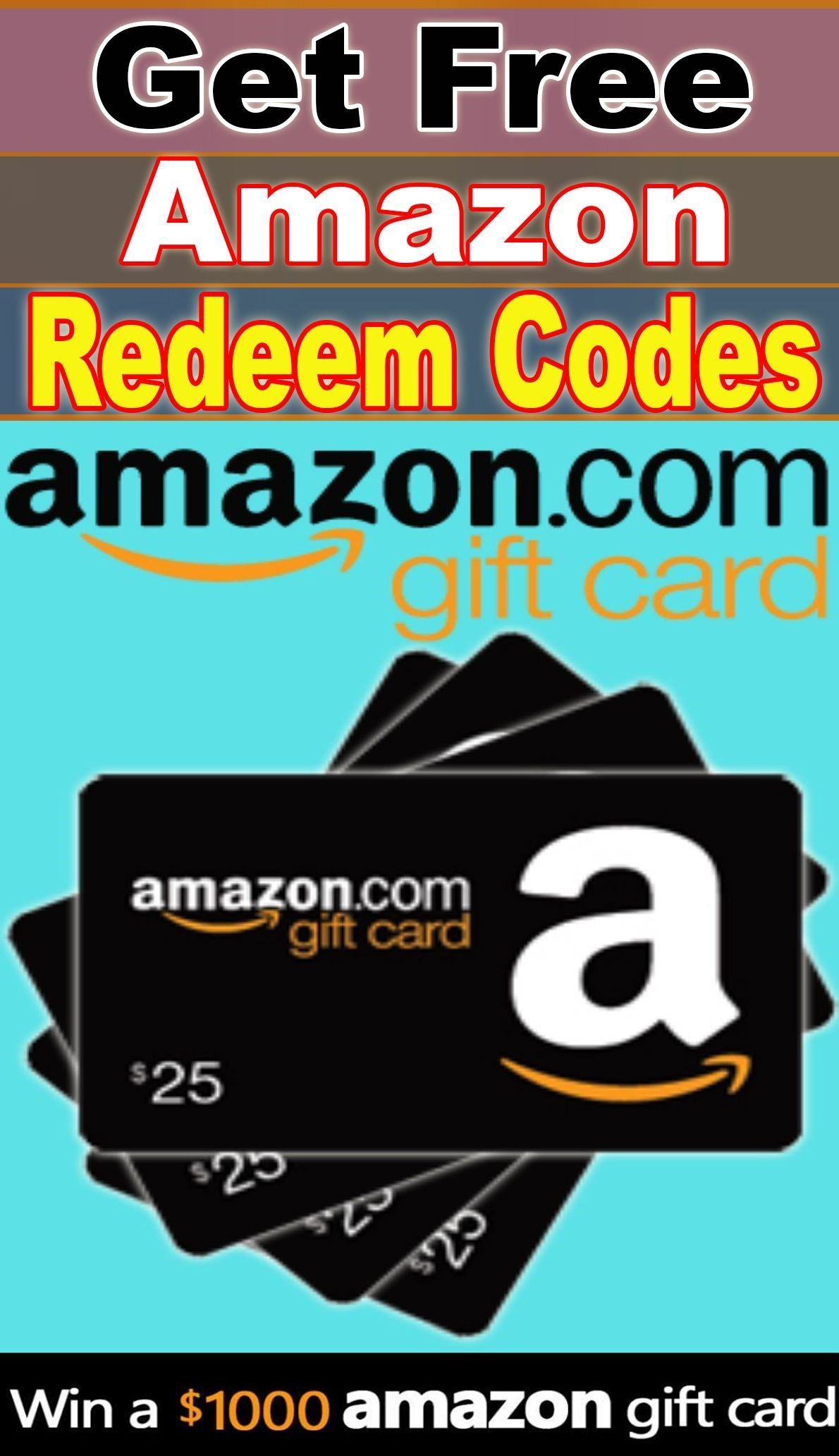 Amazon Gift Card Giveaway Free Amazon Codes Update Amazongiftcard Freeamazongiftcardcodes In 2020 Amazon Gift Card Free Amazon Gift Cards Free Amazon Products