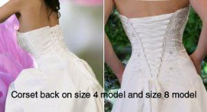 26 Fix Dresses That Are Too Small With A Corset Kit Replaces Broken Zippers Buttons Wedding Gown Zipper Replace Lace Corset Wedding Gowns Bridesmaid Gown
