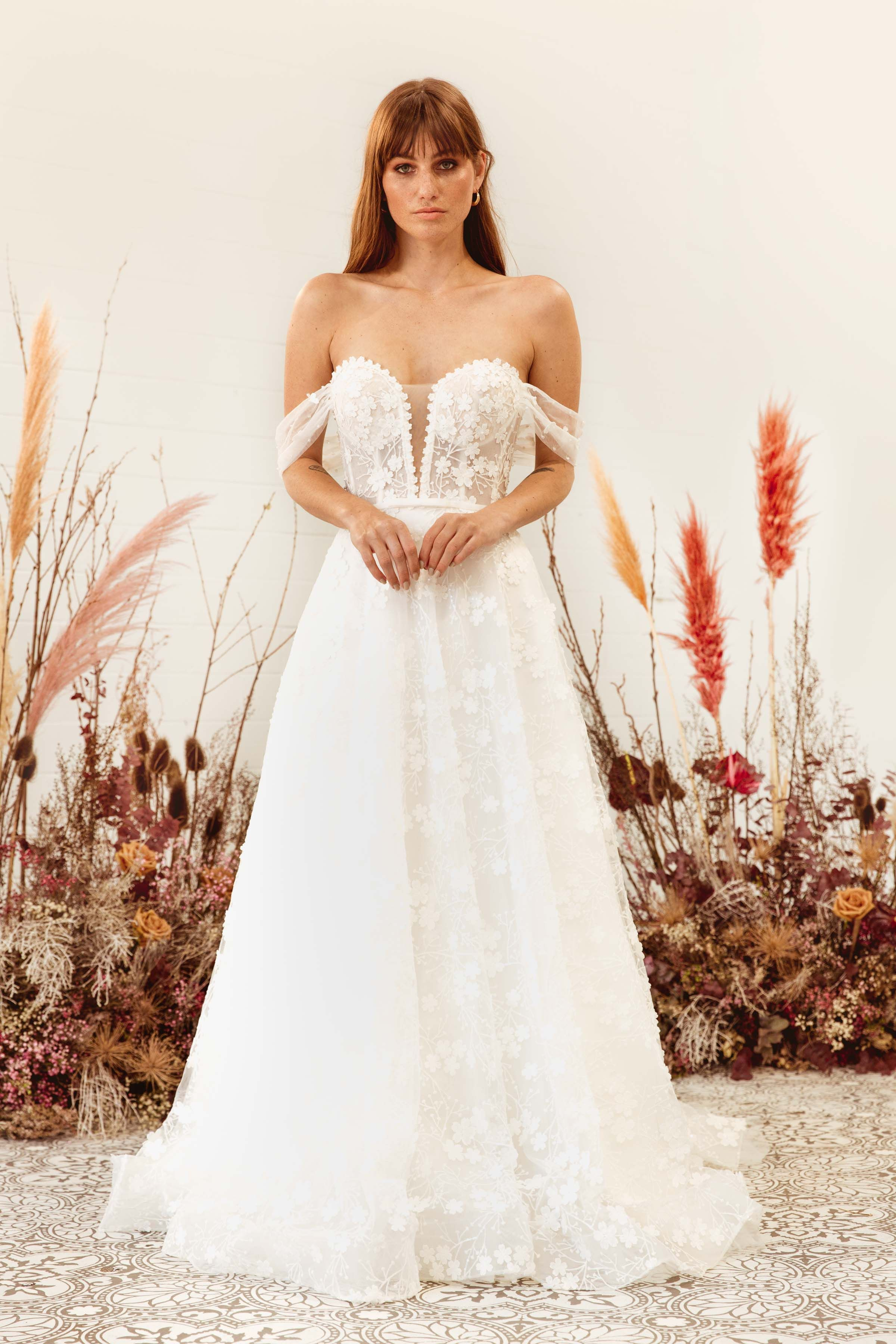 Wa 296 By White April In 2020 Wedding Dresses Nz Destination Wedding Dress Wedding Dresses Romantic