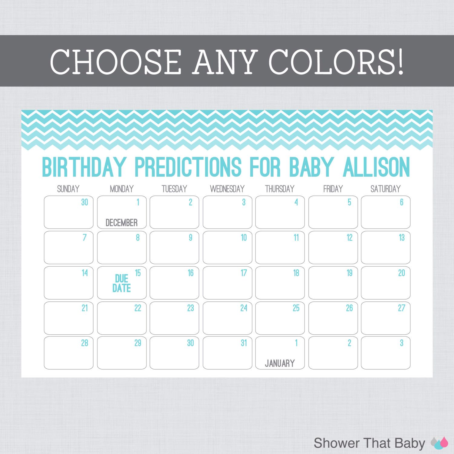 Calendar Shower Ideas : Pin by melissa biggs on baby shower ideas pinterest