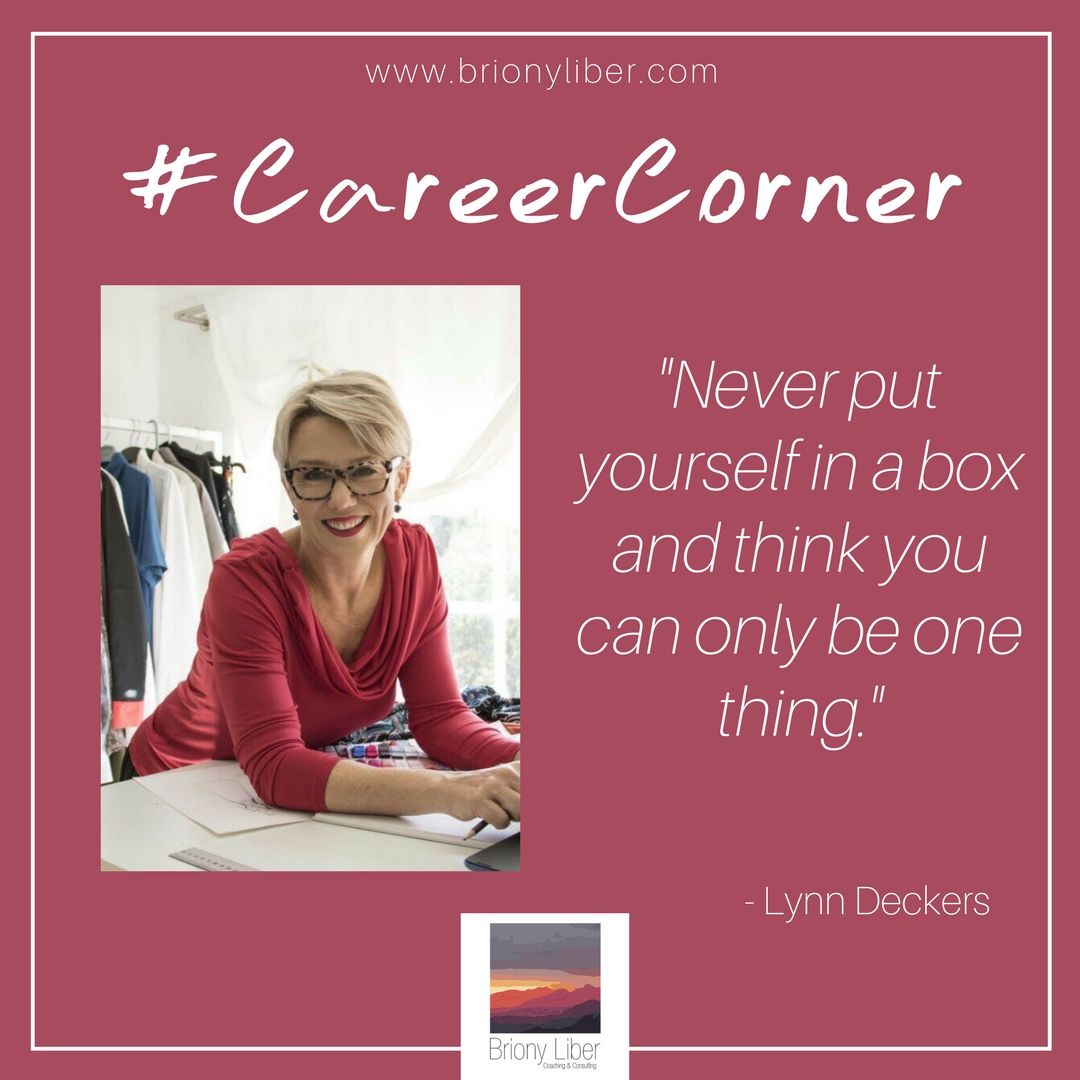 CareerCorner Developing a career in fashion design