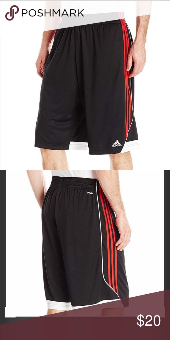 New Men's Adidas Basketball 3G Shorts 4XL Adidas Men's