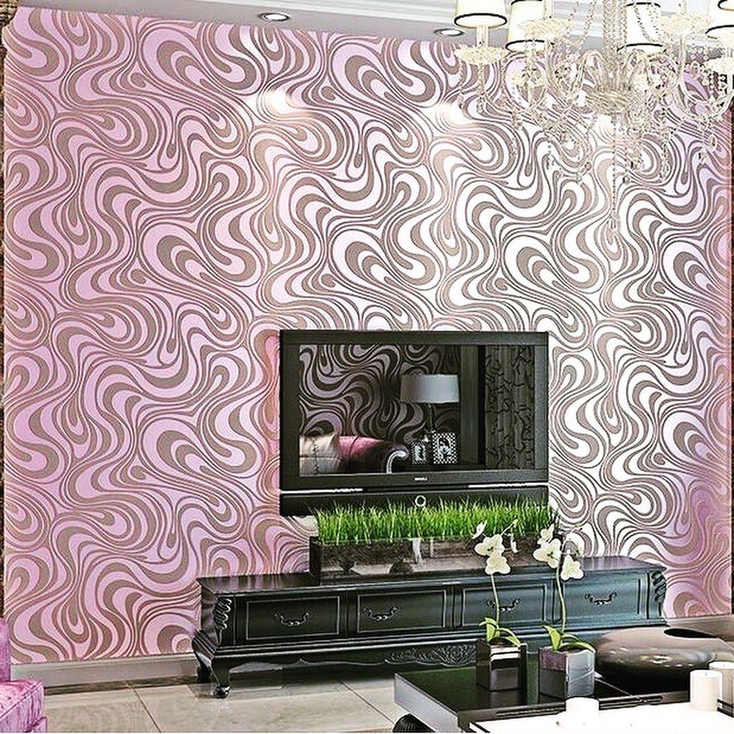Ramaikan Suasana Interior Bangunan Dengan Wallpaper Kami