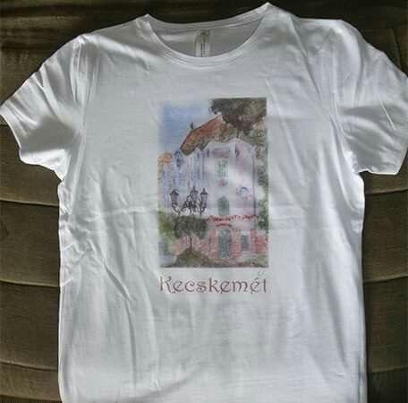 f7884b5e8 Póló Kecskemétről - T-shirt of Kecskemét | Kecskeméti ajándék ...