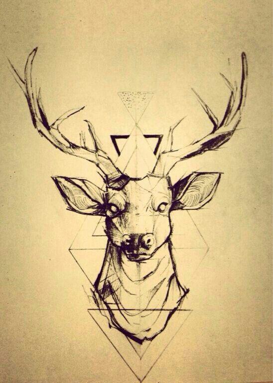 #hirsch #bambi #nice #drawing
